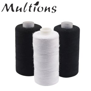 2pcs couture fil 500M main quilting polyester fil à coudre Threads machine Set bricolage Patchwork Fournitures Needlework