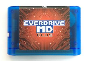 EDMD Plus Game Картридж для США, японской и европейской SEGA GENESIS МегаДрайв (MD) консоли