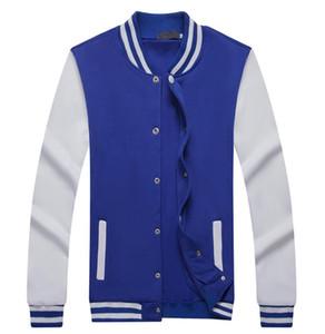 2020 New FN1808 Hommes Baseball Veste Homme de design de mode pour hommes Slim Fit Blouson Hommes Marque Homme Vêtements pour hommes
