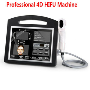 Professionale 3D 4D HIFU macchina 20000 Shots High Intensity Focused Ultrasound Ascensore Hifu Volto per il fronte del seno e corpo dimagrimento bellezza