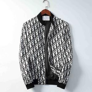 2020ss homens marca Bomber inverno luxo casaco Jacket piloto vôo blusão oversize outerwear casacos casuais mens topos de vestuário mais size3XL