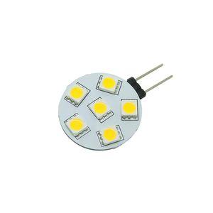 OMTO 1.5W / 2W G4 LED 5050 3528 SMD 자동차 마린 캠핑카 RV 조명 램프 전구 DC12V