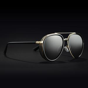 Atacado-Sunglasses Mulheres polarizada Gradient Lens óculos de sol UV400 Moda 2019 New Óculos Grande alta qualidade W / Gabinete P2226