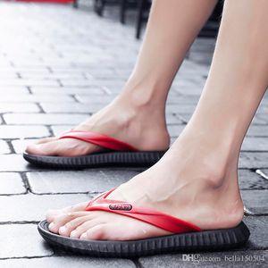 newest Designer Slippers Gear Bottoms Men's Striped Sandals Casual Slip Summer Casual Slippers Massage Slippers outdoor beach flip-flop