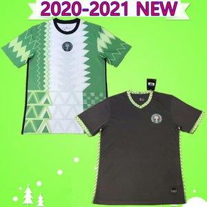 Nigeria NEW 2020 трикотажные изделия футбола дома вдали 20 21maillot де лапка Okechukwu Okocha MUSA Микель AHMED Iheanacho 2020 2021 маек