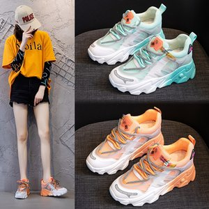 2020 Fashion Women Designer Sneaker Sports Girl Running Shoes Casual Beach Trainers Shoe Sandals Sneakers Size 34-39