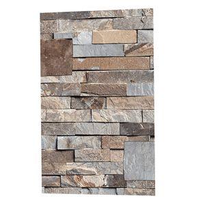 Papel revestimento de parede 3D tijolo pedra Wallpaper Vintage Fundo