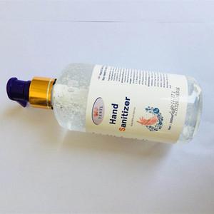 frete grátis gel US No da SIRUINI YNETL Hand Sanitizer Com armazém Vitamina E 300ml US USPS ups rápidos para germes da matança casa corona