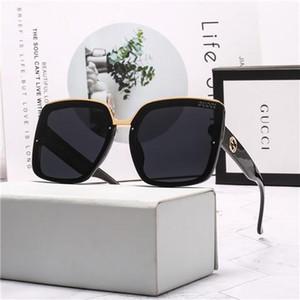 V6marca de luxo Chanelluxo designer óculos para sol mulher Condução óculos de alta qualidade UV400 nenhuma caixa
