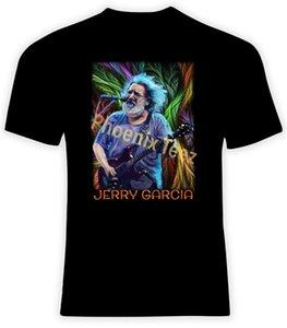 Tişörtlü Jerry Garcia'nın Boyutları S için 6X Ve Tall Boyutları Sokak Tee Gömlek