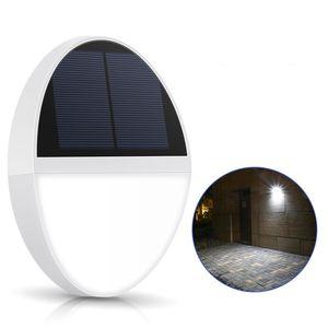 Outdoor solar light garden garden lighting wall light waterproof solar sensor light 10008