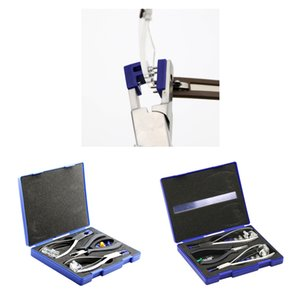 2Set Eyeglasses Optical Repair Tool Disassembly Kit Sunglasses Fix Gears