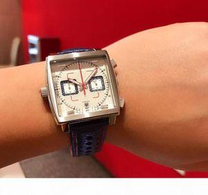 Men Watches Quartz Movement 43*12mm Wristwatches Luxury Casual Watches Leather Band Men Wristwatches