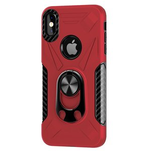 Per SMASUNG S21 S30 A21 A01 A11 A11 LG Aristo 5 Stylo 6 5 K51 Nuova custodia per telefono ad anello con impianto di bottiglia Kickstand Hybird Shell Designer