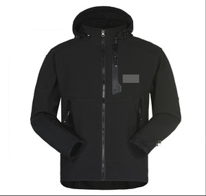 Мужчины водонепроницаемый дышащий Softshell куртка North Мужчины Спорт на открытом воздухе пальто женщин Лыжный Туризм ветрозащитный Зимний Outwear Soft Shell jacketace