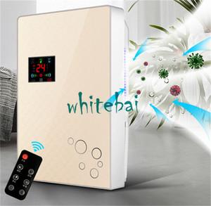 2.2L Remote Control Dehumidifier Household Quarto Mini Inteligente Basement Mute Dehumidifier limpo Absorber secador desumidificador