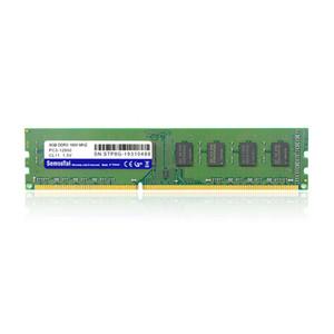 DDR3 8G 1600MHZ RAM ddr3 Memory Chip 8G para PC de escritorio3-12800 de largo dimm