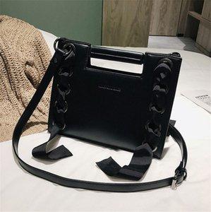 Pequeño bolso femenino de la nueva manera libre simple tomar la mano de Bill embarque hombro Cruz bolsa caliente PH-CFY20060819