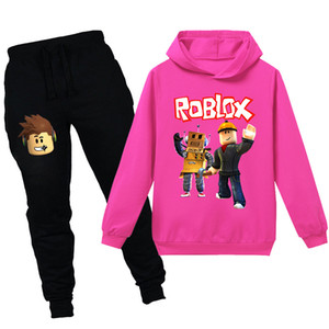 Teen Mädchen 6-14 Jahre Jungen Anzug Trainingsanzüge 2 stücke Kinder Kleidung Sets Mode Frühling Herbst Kinder Langarm Tops Hosen