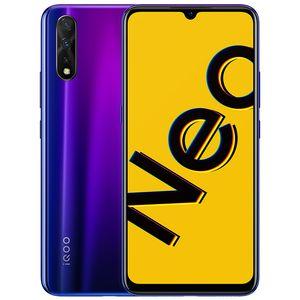"Оригинальный Vivo iQoo Neo 855 4G LTE сотовый телефон 6GB RAM 64GB 128GB ROM Snapdragon 855 окта Ядро Android 6,38"" 16.0MP Face ID Smart Mobile Phone"