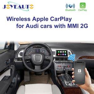 Joyeauto 무선 애플 Carplay 자동차는 아우디 A1A3 A4 A5 A6 A7 A8 2 분기 3 분기 Q5의 Q7 MMI 2g 2006-2009 스마트 박스 라디오 인터페이스를 재생