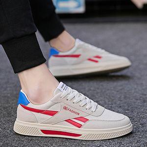 Estate Mens scarpe di tela modo casuale scarpe traspiranti stoffa per studenti quotidiano abito molle di gomma Sole Elegante scarpa Tempo libero