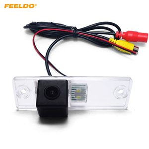 FEELDO Car CCD Rear View Parking Camera For GREUR FRV Reverse Backup Camera #6268