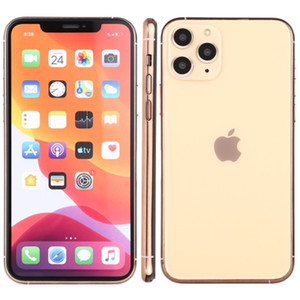 Orijinal Unlocked 5.8 inç iPhone X iPhone 11 Pro Stil Apple iphone 11 Pro RAM 3GB ROM 64 GB / 256GB