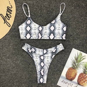 Moda Yaz Kadınlar Marka bikiniler 2020 Yeni Geliş Tasarımcı Mayo Tatil Yüzme PH-YF20197 için Sıcak Satış Baskılı Bikini ayarlar Womens