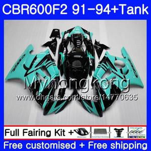 Gövde + Tank HONDA CBR 600F2 CBR600FS CBR600F2 91 92 93 94 288HM.