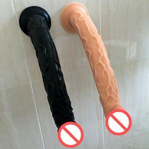 "Penis Monster riesige große Penis dildo riesige super lange spielzeug für dildo 35 cm 13.8 ""5 cm dicker dildo, sex erwachsener dildo, riesige frauen"