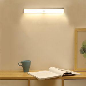 Sensore di movimento della luce LED Wall Camera del lato del letto luce del bagno Specchio Balcone della navata laterale della lampada da parete della batteria della luce alimentata LED di notte della lampada