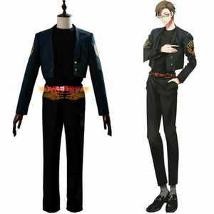 Division Rap Battle Jyuto Iruma Outfit Halloween cosplay costume ensemble complet Outfit