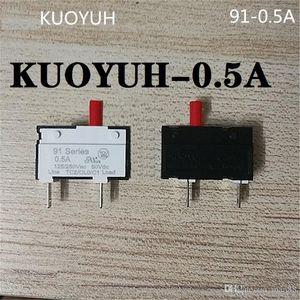 Taiwan KUOYUH pequena corrente protetor de sobrecarga 91 Series 0.5A protector instrumento