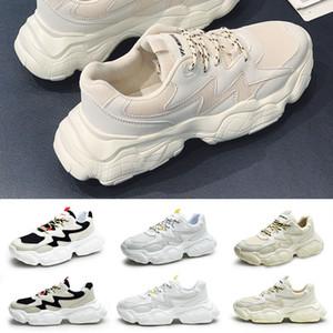 I nuovi Mens Running Shoes nero freddo bianco Moda Creepers papà donne degli uomini di alta qualità corsa Sport Trainer Sneakers 39-44