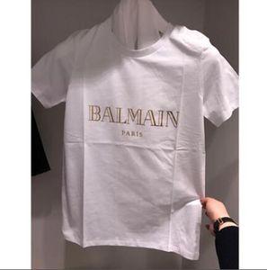 créateurs de mode T-shirts pour hommes tshirt femmes t shirt homme Balmainmanches vêtements survêtements de sport vêtements d'été à court t-shirt