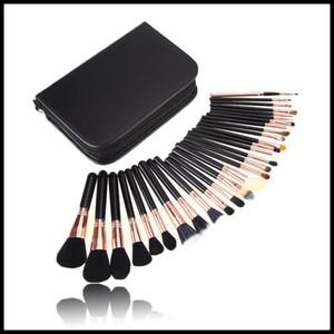 29pcs machen Bürsten aus. Sehr hohe Qualität für Lidschatten Blush Hilight Lipstick Eyeliner Set Smudge Finishing Eyeliner Pinsels -