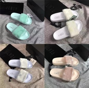 Women Platform Best Quality Sandal Slides Shoes Embroidery Printed Surface Fashion Platform Slipper 19 Colors Beach Sandals US3.5-US8.5#814