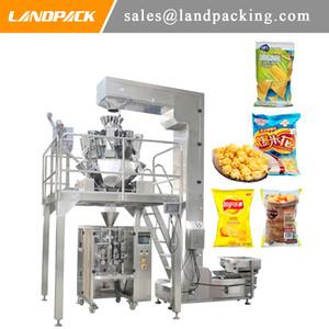 Ld-420A Автоматическая 1 кг зерна картофельные чипсы орех кешью мешок риса упаковочная машина
