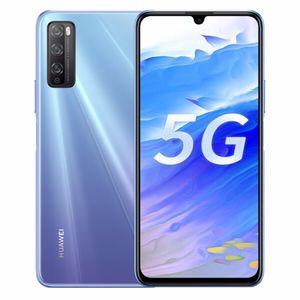 "Huawei original de disfrutar de 20 Pro teléfono móvil 5G 6 GB de RAM 128 GB ROM MTK 800 Octa Core 6.5"" Teléfono 48.0MP EIS huellas dactilares ID celular inteligente de pantalla completa"