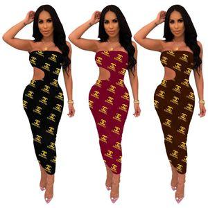 Kadın tasarımcı maxidress tasarımcısı Orta Buzağı tek parça elbise yüksek kalite İnce etek zarif lüks clubwear sıcak satış klw1563