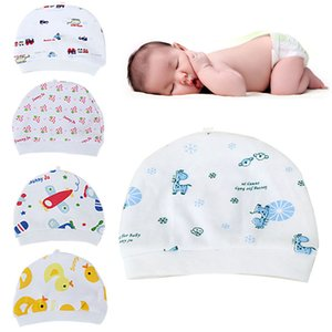 2019 New Arrival Breathable Baby Cotton Hats Cute Soft Comfortable Summer Wear Infants Cap Toddler Unisex Hat For Newborn Baby
