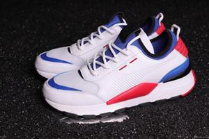 son renk eşleştirme RS-0 Ses 366890 erkek ve bayan spor ayakkabıları, en rahat koşu ayakkabıları, sokak yürüyüş ayakkabıları 36-44