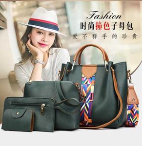 Handbags,Women Bag with Four Comp,Pu Bags Women,Women Clutch,Crossbody Bags,Hands Free Handbag,Card Package