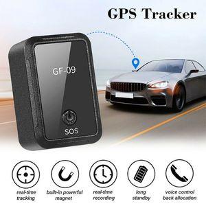 Carro APP GPS Locator Adsorção dispositivo de gravação Anti-largando Voz Controle de gravação em tempo real Rastreamento Equipamentos Rastreador