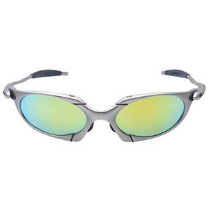 WUKUN Мужчины Профессиональные Поляризованные очки Велоспорт Спорт на открытом воздухе Велосипед Рыбалка Очки Gafas Ciclismo CP002-5
