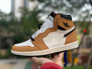 Designer mens mode de femmes de luxe chaussures de basket-ball hommes des femmes de formateurs étoile blanche baskets running taille des mocassins de sport d'or 5-12