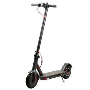 Original Manke D8 PRO Smart Electric Scooter foldable lightweight long board hoverboard skateboard 30KM mileage with APP