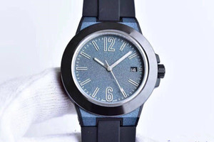 2019 gf magnesium alloy watch 41mm, ceramic ring wear-resistent with 9015 automatic uper chain movement sports fashion water