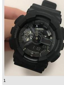 Großhandelskinder g-Shock Sport-Armbanduhr-G Art-wasserdichte Herrenuhren Gummibügel-heiße verkaufende Militäruhren mit Kasten